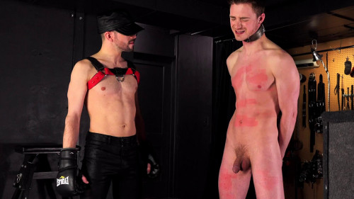 Gay BDSM Here To Suffer - Chapter vol. 3 1080p