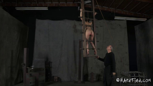 BDSM Bondage torture for Elise Graves