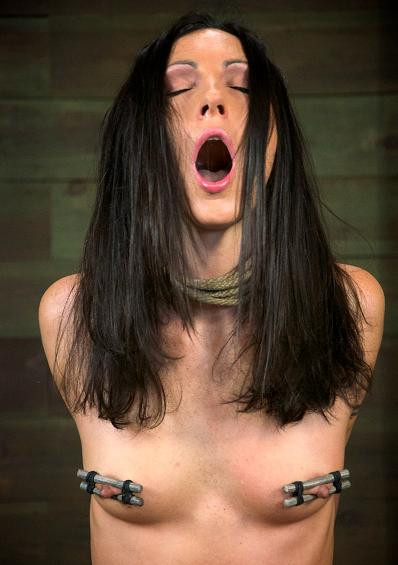 bdsm Now for the real fun, slow torturous predicament bondage