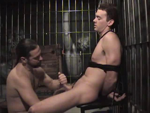 Gay BDSM Tom Ropes McGurk - Bondage Meditation