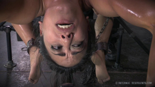 BDSM Flexible Lyla Storm Does New, Scary Things.