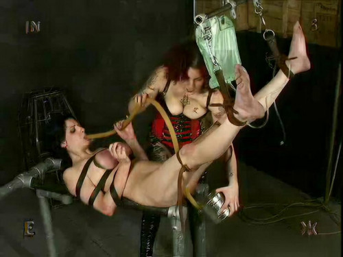 BDSM Insex - Extreme Feed - 2nd Day (From October 25th)