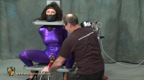 BDSM Latex Work in Progress - Frog Shelf modified