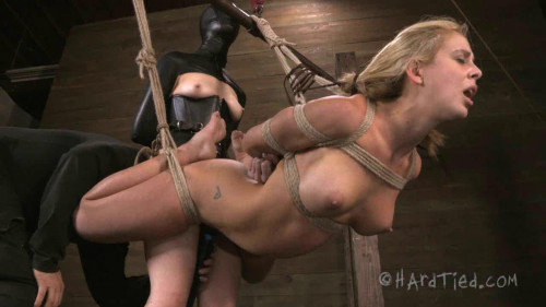 BDSM HardTied Gimp Love  Cherie DeVille