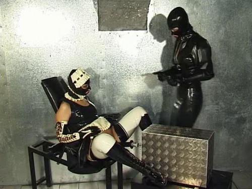 BDSM Latex Stefanie