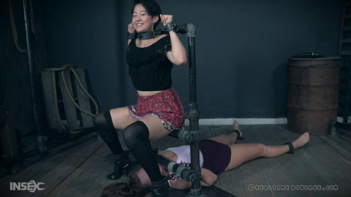 BDSM Slippery when mia Vol.1