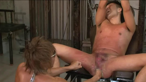 Gay BDSM Sex Hole