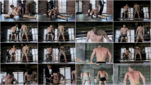 Gay BDSM RusCapturedBoys - Two Amateur Wrestlers. Part 2