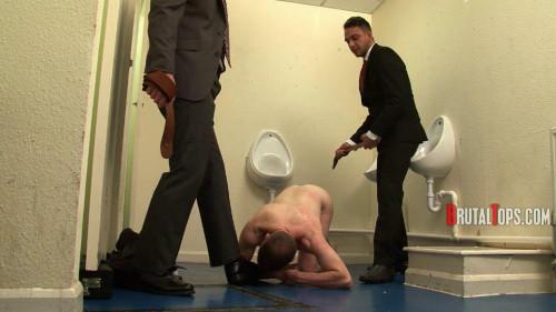 Gay BDSM Brutaltops - Master Dale and Master Jurgis