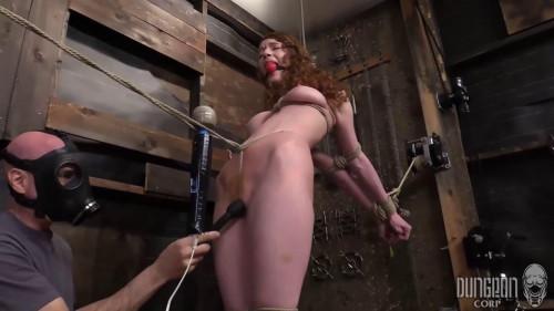 BDSM Bondage, spanking and torture for sexy hot slavegirl part1 HD 1080p