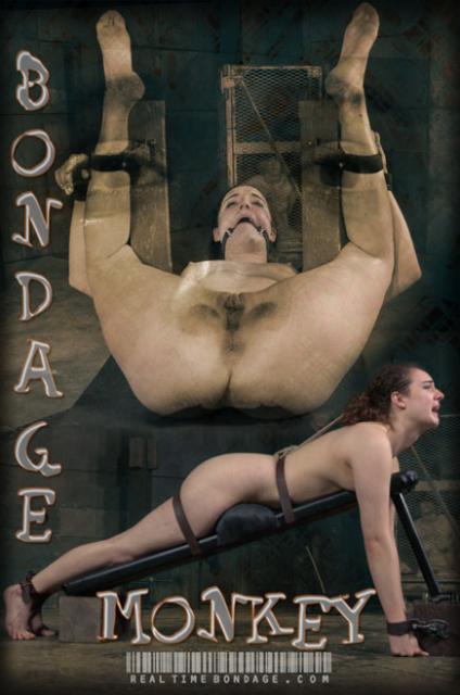 BDSM Endza Bondage Monkey Part 3