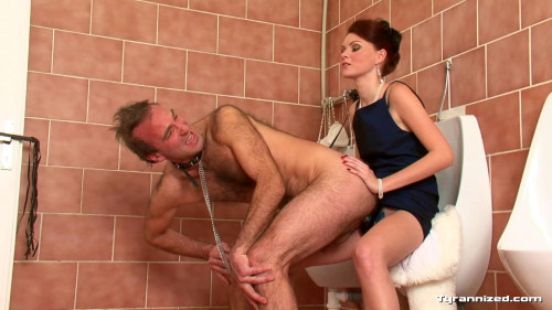 Femdom and Strapon His Date From Hell With Femdom Bitch - Full HD 1080p
