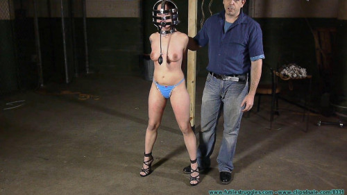 BDSM Employee Discipline - A New Office Chair for Cherry Doll - Scene 1 - HD 720p