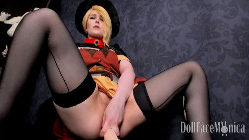 Fisting and Dildo Witch Secret Ritual - FullHD 1080p