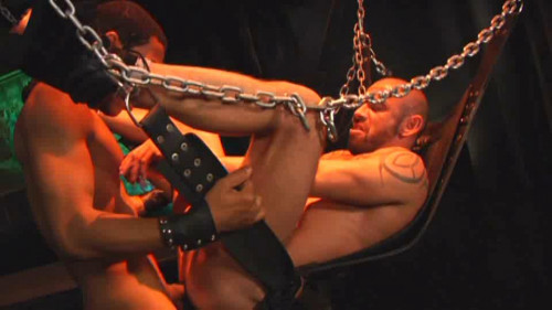 Gay BDSM Raw Gaytanamo