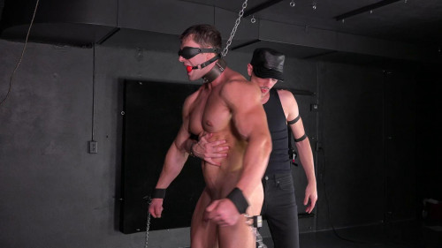 Gay BDSM Stefano - Blind Muscle - Chapter 3