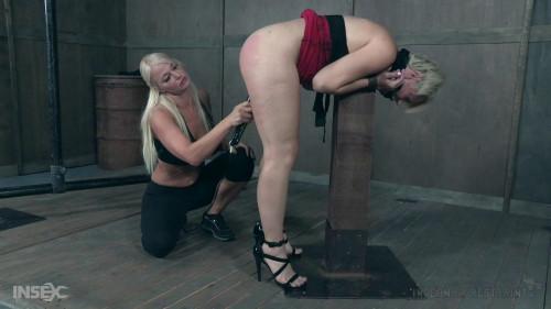 BDSM Helena Locke, London River - Helena UnLocked