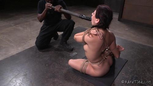 BDSM Yoga Slut - Nikki Knightly & Jack Hammer
