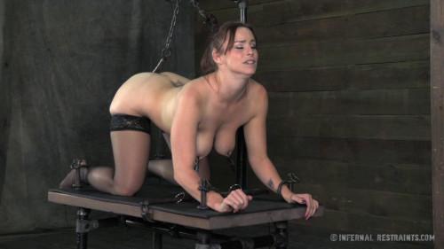 BDSM CruelBondage - Bella Rossi, Elise Graves.
