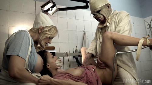 Fisting and Dildo Dentist