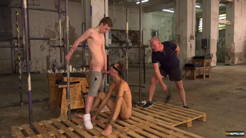Gay BDSM Making The New Boy Greedy For Cum Part 1