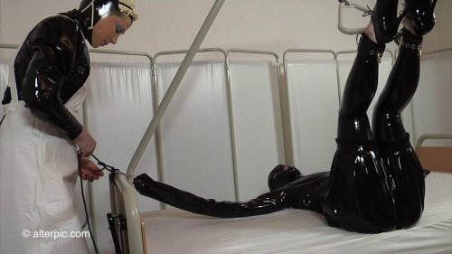 BDSM Latex Knuckle Up - 1 of 2 - Rose and Phoenix