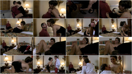 Femdom and Strapon italian part 3