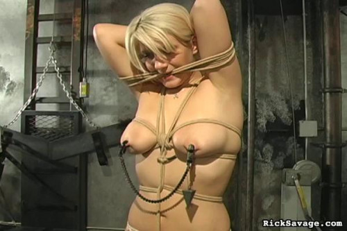 BDSM Ricksavage Perfect Hot Exclusive Sweet Gold Collection. Part 1.