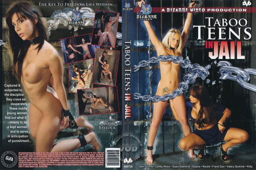 BDSM Taboo Teens in Jail