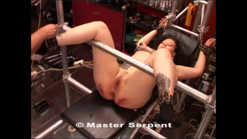 BDSM Beauty Lilith Visiting the Torture Galaxy part 2