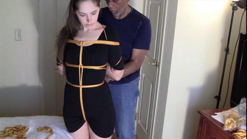 BDSM Nadia Hooked on Pussy Tickling