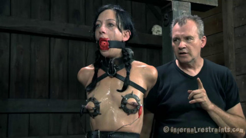 BDSM Sore Screams - Elise Graves