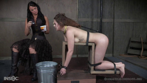 BDSM Nora Riley (Failure Pudding: Part 3)