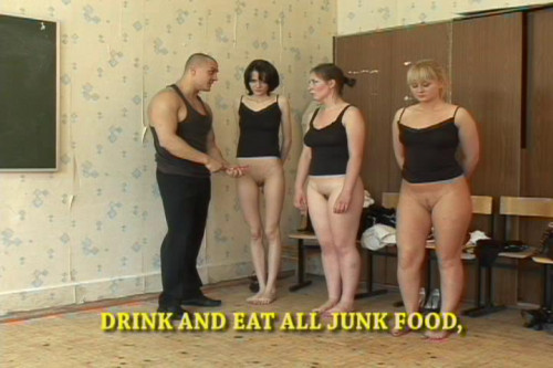 BDSM Rough Grammar School in Russia