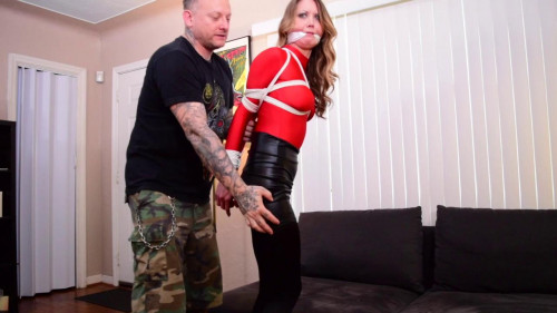 BDSM Magicians Assistant Tricked and Tied-rope bondage videos