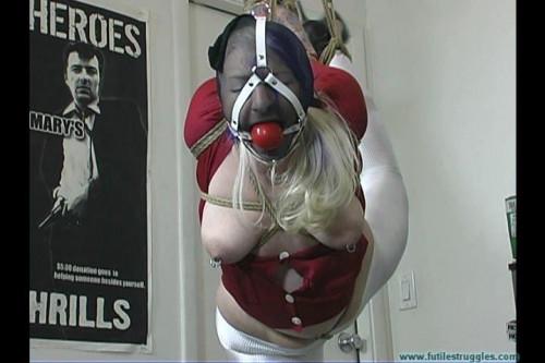 BDSM Playing with Olivia - Extreme, Bondage, Caning