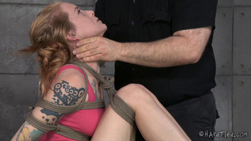 bdsm O.T. Teaches Jeze Belle a Lesson On Pussy Torture.