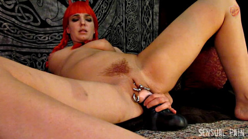 Fisting and Dildo Lovi Butt Toys V019 Equines Ass Cum Load