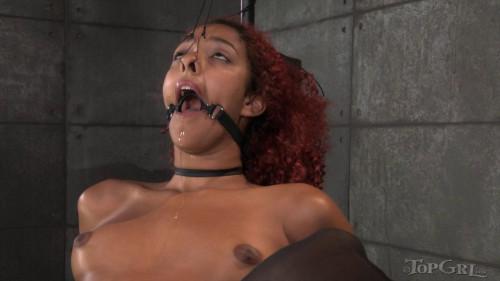 BDSM Pushing Daisy