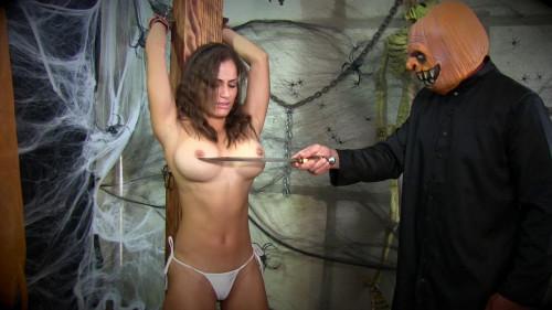 BDSM Miss Goodbodys Halloween Horror