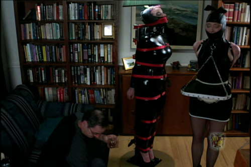 BDSM HouseOfGord Clip SBI01 - Trouble at The House of Gord 1080p