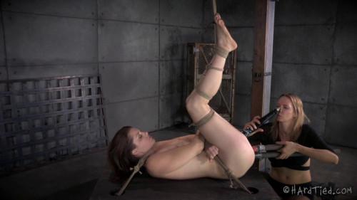 BDSM HardTied  Cici Rhodes
