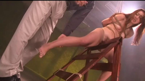Asians BDSM torture chamber part 3