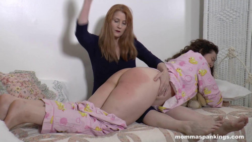 BDSM Punishment for angel