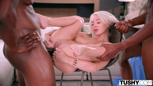 She Is Ready To Have Fun With Two Guys