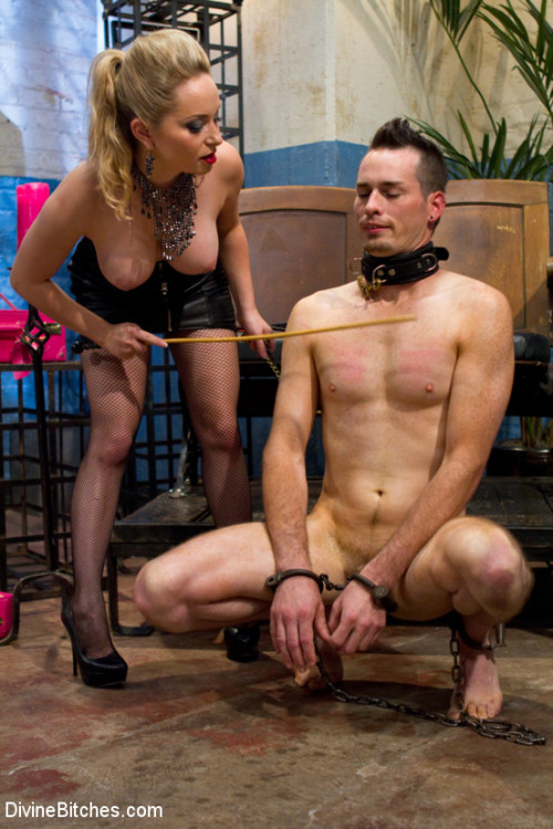 Femdom and Strapon Ultimate humiliation, true devotion!!!!