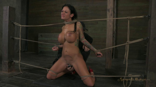 BDSM Get Face Fucked Made To Cum! - Angelina Valentine - HD 720p