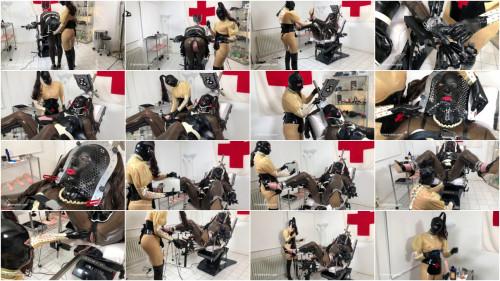 BDSM Latex Gyn Chair – Part 1 of 2