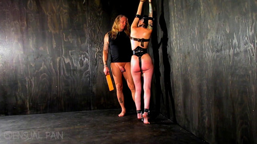 bdsm Slave Punishment Board Cleared - Abigail Dupree