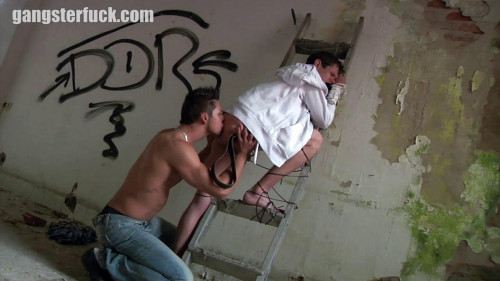 Gay BDSM The Thief part 3